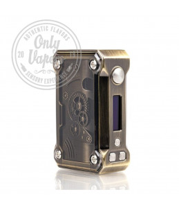 Teslacigs Punk Mod 220W Antique Brass
