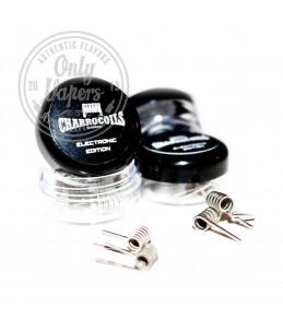 Charro Coils Tricore Alien Electronic Edition 0.12 Ohm 3mm 2X