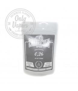 Charro Coils Single Edition 0.26 Ohm 2.5mm 2X