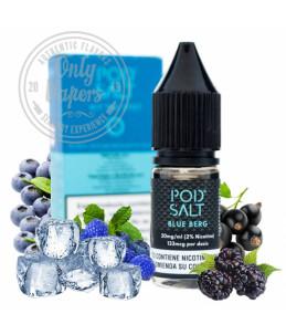 Pod Salt Blue Berg 10ml 20 mg