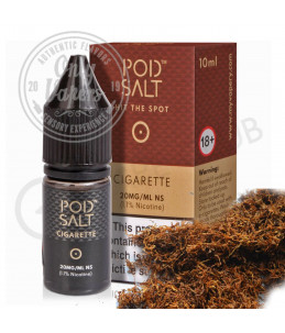 Pod Salt Cigarette 10ml 20mg