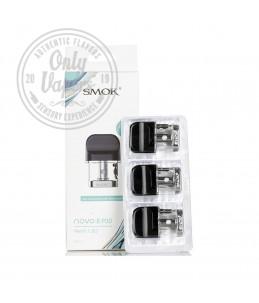 Smok Novo 2 Mesh 1.0ohm, 1.4ohm 3pcs Pack