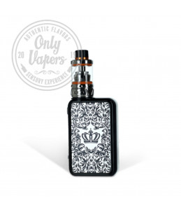 Uwell Crown IV Kit Silver