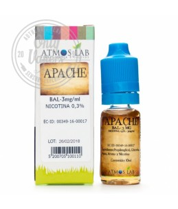 Atmos Lab Apache Salted 10ml 18mg