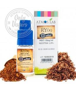 Atmos Lab RY69 Salted 10ml 18mg