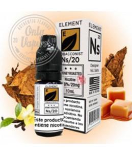 Element Honey Roasted Salts 10ml 20mg