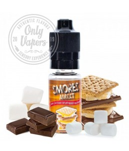 Smores Addict Aroma Classic Chocolate Chip And Graham Crackers Smore 10ml