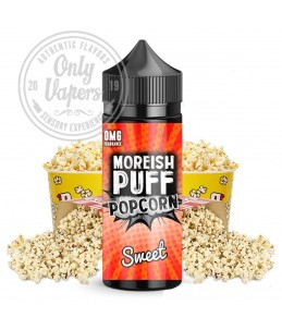 Moreish Puff Popcorn Sweet 100ml