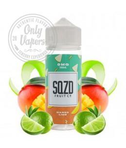 SWZD Mango Lime 100ml