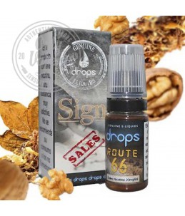 Drops Route 66 Salts 10ml 20mg