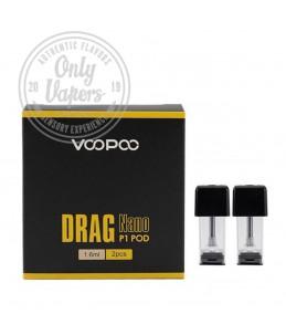 Voopoo Cartucho Drag Nano Pod-P1 Pack