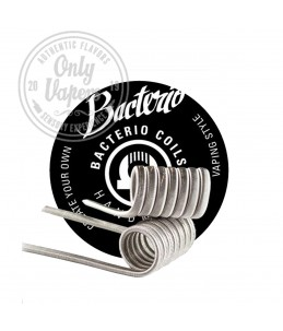 Bacterio Coils Fused Low Cost 0.21ohm