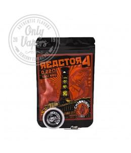 Chernobyl Coils Resistencia Artesanal Reactor 4 0.22 ohm 2Pcs Pack