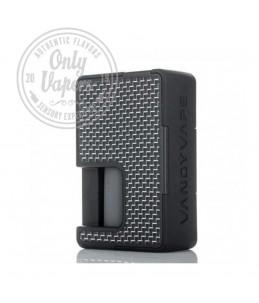 Vandy Vape Pulse X 90W Squonk Mod Carbon Fiber Black - Silver