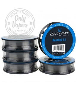Vandy Vape Hilo Resistivo Kanthal A1 Wire