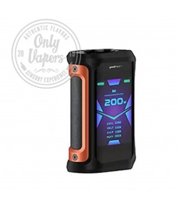 Aegis X Mod 200w by Geek Vape signature Orange