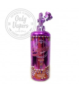 Candy Juice Blackcurrant Strawberry 50ml
