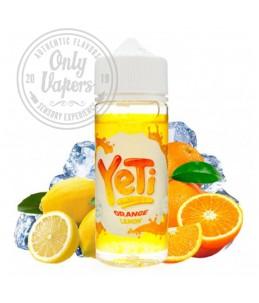 Yeti E-liquid Orange Lemon 100ml