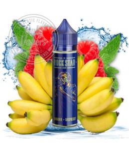The Rockstar Banana Raspberry 50ml