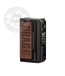 Voopoo Drag 3 Mod Sandy Brown