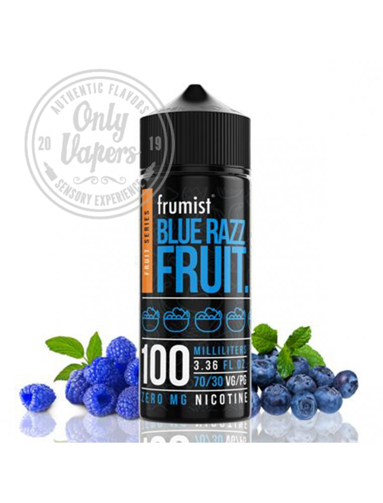 Frumist Fruit Series Blue Razz Fruit 100ml