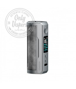 Voopoo Drag X Plus 100W Mod Smoky Grey