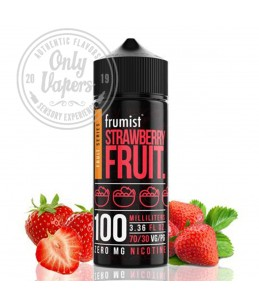 Frumist Strawberry Fruits 100ml