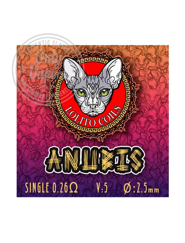 Lolito Coils Anubis Single 0.26ohm